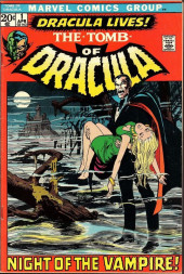Tomb of Dracula (The) (1972) -1- Night of the vampire!