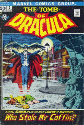 Tomb of Dracula (The) (1972) -2- Who stole my coffin?