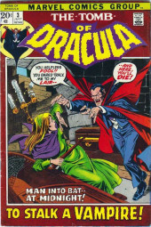 Tomb of Dracula (The) (1972) -3- To stalk a vampire!