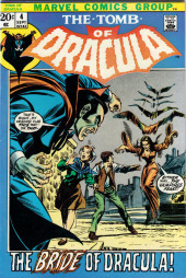 Tomb of Dracula (The) (1972) -4- The bride of Dracula!