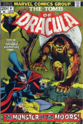 Tomb of Dracula (The) (1972) -6- The Monster of the Moors!