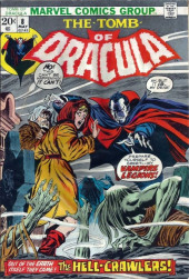 Tomb of Dracula (The) (1972) -8- The Hell-Crawlers!