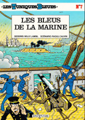 Les tuniques Bleues -7c1987- Les bleus de la marine