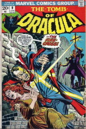Tomb of Dracula (The) (1972) -9- Death From The Sea!