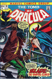 Tomb of Dracula (The) (1972) -10- Blade -- The Vampire-Slayer!