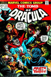 The tomb of Dracula (1972) -13- Death of a Vampire!