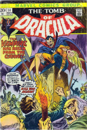 The tomb of Dracula (1972) -14- The Vampire has Risen from the Grave!