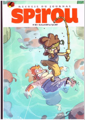 (Recueil) Spirou (Album du journal) -351- Spirou album du journal
