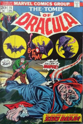 The tomb of Dracula (1972) -15- But--How Long Will A Vampire Stay Dead?