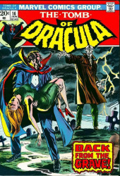 The tomb of Dracula (1972) -16- Back From The Grave!