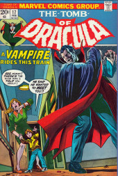 The tomb of Dracula (1972) -17- A Vampire Rides This Train