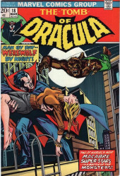 The tomb of Dracula (1972) -18- Man By Day -- Werewolf By Night!