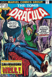 The tomb of Dracula (1972) -19- Snowbound in Hell!