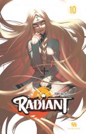 Radiant -10- Tome 10