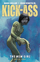 Kick-Ass (2018) -INT- The New Girl, Book One