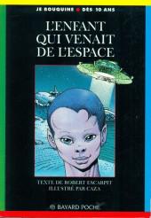 (AUT) Caza -1993- L'enfant qui venait de l'espace