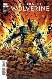 Return of Wolverine (2018) -1- Chapter One: Hell