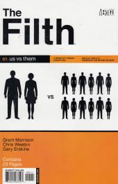 Filth (The) (2002) -1- 01. Us vs Them