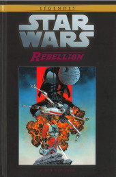 Star Wars - Légendes - La Collection (Hachette) -7548- Rébellion - II. Echos du Passé