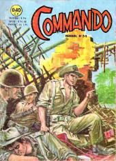 Commando (2e série - Artima) -34- Le tank et la tortue
