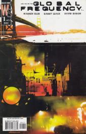 Global Frequency (2002) -1- Bombhead