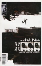 Global Frequency (2002) -6- The Run