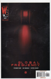 Global Frequency (2002) -9- Global Frequency #9