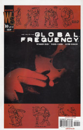 Global Frequency (2002) -10- Superviolence