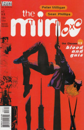 Minx (The) (1998) -3- Blood And Guts (The Chosen Part Three)