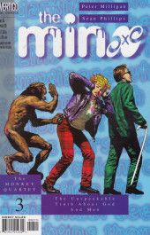Minx (The) (1998) -6- The Unspeakable Truth About God And Man (The Monkey Quartet Part Three)