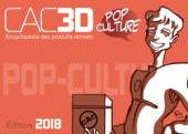 (DOC) CAC3D -12- CAC3D - édition 2018 - Pop-Culture