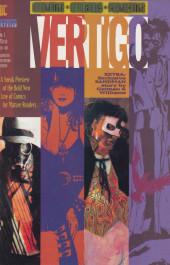 Vertigo Preview (1992) -1- Vertigo Preview #1