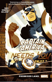 Captain America (1968) -INT- Promised Land