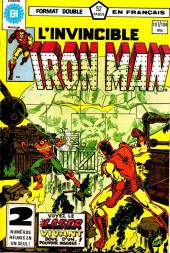 L'invincible Iron Man (Éditions Héritage) -107108- Fuir la main du ciel