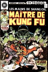 Les mains de Shang-Chi, maître du Kung-Fu (Éditions Héritage) -1- Shang-Chi, Maître du Kung Fu!