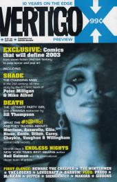 Vertigo X (2003) - Vertigo X Anniversary Preview