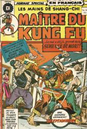 Les mains de Shang-Chi, maître du Kung-Fu (Éditions Héritage) -31- 1re partie (Shang-Chi): La graine de la mort!