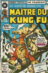 Les mains de Shang-Chi, maître du Kung-Fu (Éditions Héritage) -32- 2e partie (Clive Reston): Le maléfice de l'araignée