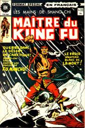 Les mains de Shang-Chi, maître du Kung-Fu (Éditions Héritage) -33- Partie III (Leiko Wu): Le sable fantôme