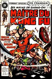 Les mains de Shang-Chi, maître du Kung-Fu (Éditions Héritage) -39- L'arme de l'âme