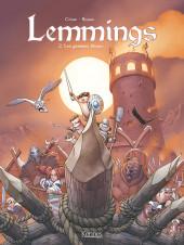 Lemmings -2- Les gemmes bleues