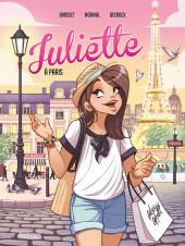 Juliette à New York -2- Juliette à Paris