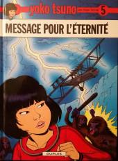Yoko Tsuno -5c2017- Message pour l'éternité