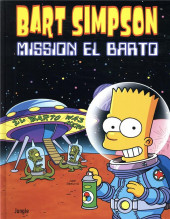 Bart Simpson (Jungle !) -16- Mission El Barto