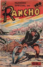 Rancho (spécial) -2- Black Boy traverse le lac Victoria