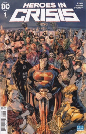 Heroes in Crisis (2018) -1- I'm Just Warming Up