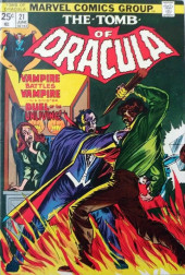 The tomb of Dracula (1972) -21- Duel of the unliving!