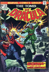 The tomb of Dracula (1972) -22- Gorna--Lord of the Living Lightning!