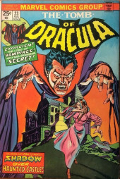 The tomb of Dracula (1972) -23- Shadow Over Haunted Castle!