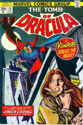 The tomb of Dracula (1972) -26- A Vampire Stalks the Night!